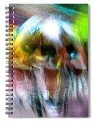 Le Tour De France 08 Spiral Notebook