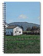 Lea Homestead Spiral Notebook