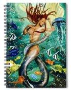 Lea The Mermaid Spiral Notebook
