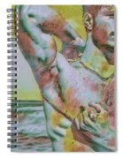 Leading Up Spiral Notebook