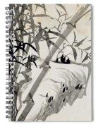 Leaf C Spiral Notebook