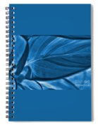 Leaf Of Plant Spiral Notebook