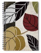 Leaf Story Spiral Notebook