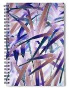 Leaf Tips Spiral Notebook