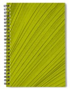 Leafy Leaf Spiral Notebook