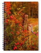 Lean On Me 2 Spiral Notebook