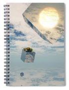 Leaps And Bounds Spiral Notebook