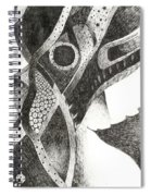 Learning To Fly Spiral Notebook