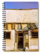 Lease Option Spiral Notebook