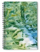 Leaves In Water Spiral Notebook
