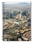 Leaving Las Vegas 3 Spiral Notebook