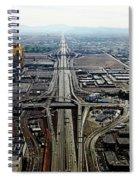 Leaving Las Vegas Spiral Notebook