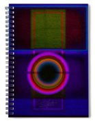 Leaving Lilac Spiral Notebook