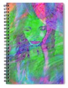 Leaving The Party Spiral Notebook