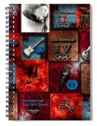 Led Zeppelin Discography Spiral Notebook