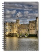 Leeds Castle Spiral Notebook