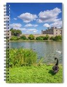 Leeds Castle Kent Spiral Notebook