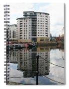 Leeds Doc Spiral Notebook