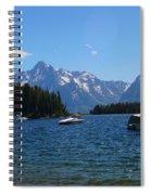 Leek Marina Spiral Notebook