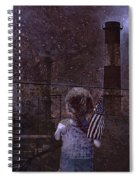 Legacy For A Child Spiral Notebook