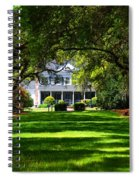 Legare Waring House Charleston Sc Spiral Notebook