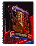 Legends Corner Nashville Spiral Notebook