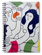 Leger Light And Loose Spiral Notebook