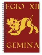 Legio Xiii Gemina Spiral Notebook