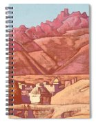 Leh, Ladakh Spiral Notebook