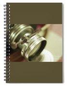 Leica 3c Macro Lens Aperture Ring Spiral Notebook