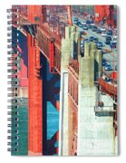 Leisure And Stress Spiral Notebook