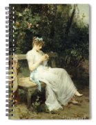 Leisure Moments Spiral Notebook