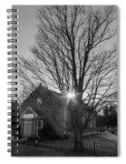 Leith Presbyterian Church Spiral Notebook