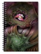Leitmotif Number Four Spiral Notebook