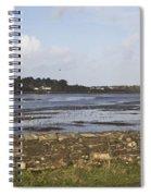 Lelant Water Hayle Estuary Spiral Notebook