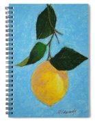 Lemon Drop Spiral Notebook