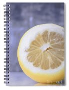 Lemon Half Spiral Notebook