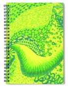 Lemon Lime Spiral Notebook