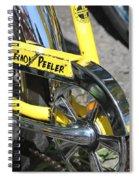 Lemon Peeler Spiral Notebook