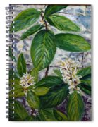 Lemon Tree Spiral Notebook