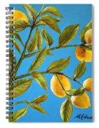 Lemon Tree Spiral Notebook