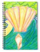 Lemuria Atlantis Spiral Notebook