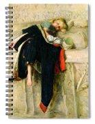 L'enfant Du Regiment Spiral Notebook