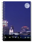 Lengthy Indianapolis Spiral Notebook