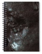 Lenore As Bronze Spiral Notebook