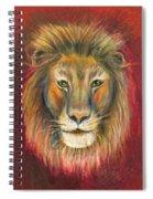 Leo Spiral Notebook