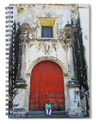 Leon Cathedral 9 Spiral Notebook