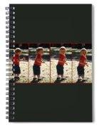 Leon Riley Spiral Notebook
