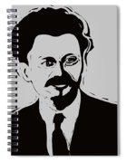 Trotsky Spiral Notebook