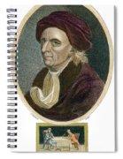 Leonhard Euler, 1707-1783 Spiral Notebook